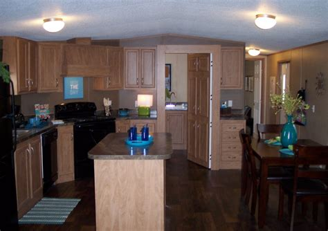 mobile home kitchen design ideas modern single wide manufactured home
