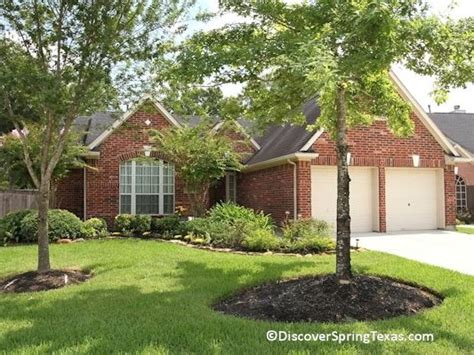 houses for sale in spring tx spring lakes homes for sale real estate spring tx subdivisions spring texas real