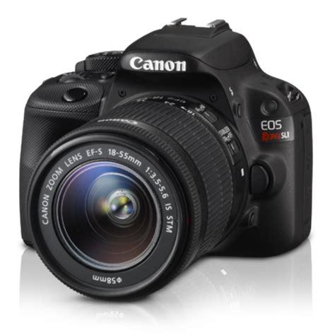 canon canada announces new eos rebel sl1 digital slr