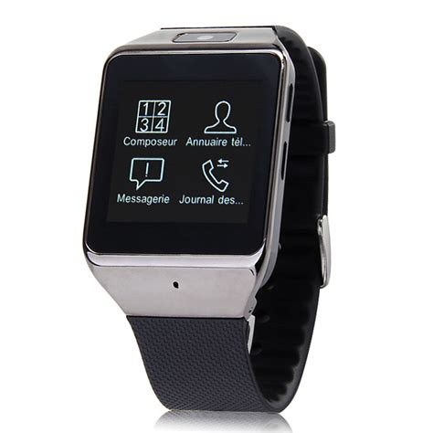 Onix Smartwatch U11 Gsm Bluetooth Phone Black Smart W Murah buy h8s 1 22 inch lcd touch screen bluetooth 4 0 android