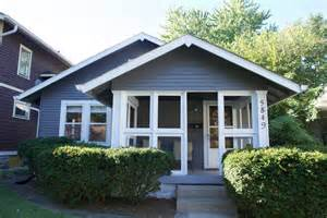 Exterior Painting Vancouver - white little house design