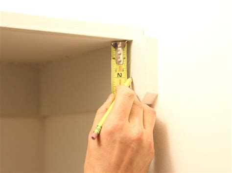 How To Make A Closet Hanging Rod by How To Hang A Closet Rod How Tos Diy