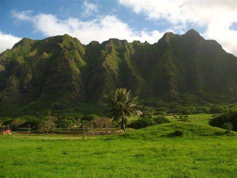 Landscaping Oahu Oahu Hawaii Landscape Island Clouds Photography