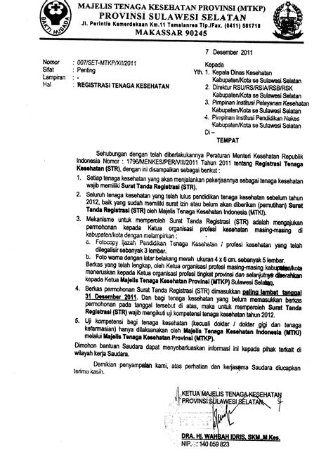 surat edaran contoh surat indonesia wisata dan info sumbar