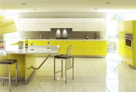 yellow and white kitchen ideas 20 great kitchen designs with yellow walls