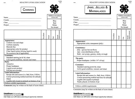 judging card template 25 images of parade judging template gieday
