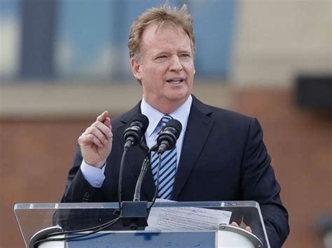 peyton manning and roger goodell nfl teams to review proposed plan of action on national