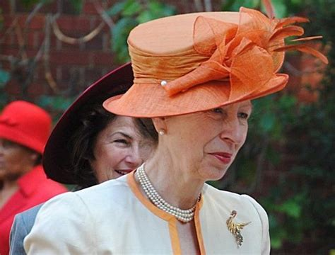 35221 Princess Royal princess s lightning visit to south africa includes account