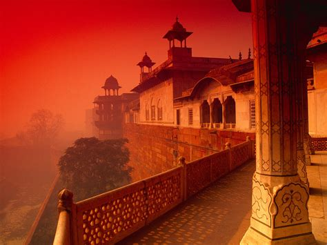 agra fort india wallpapers hd wallpapers id