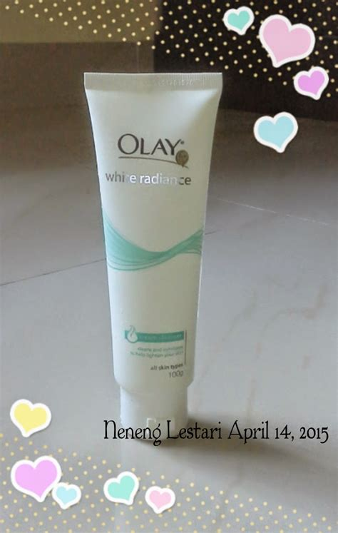 Paket Olay White Radiance review skincare olay 174 white radiance cleanser