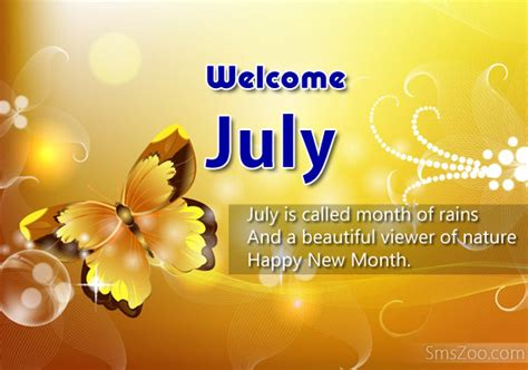 july quotes sms happy  month sms