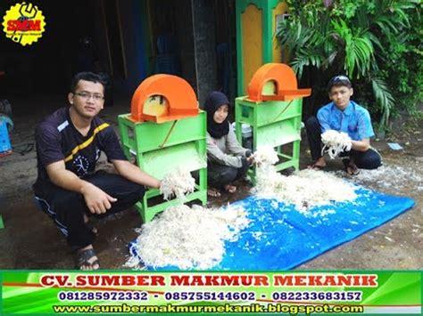 Mesin Perajang Batang Pisang mesin perajang gedebog batang pisang mesin pencacah