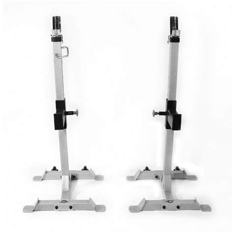 portable squat rack mifitness