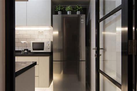 kitchen glass door interior design singapore interior design ideas