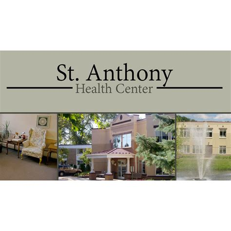St Anthony S Detox Center by Convalescent Home With Continuous Nursing Care Business