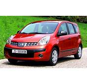 Nissan Note Automatic Reliability