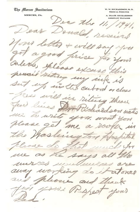 Excuse Letter For Going Somewhere Donald Corbley Minor Shoots Roots And Leaves