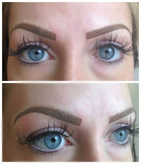feather touch eyebrow tattoo 1000 images about permanent makeup by alana everett on