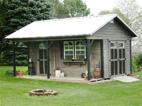 Miller Cabins by Cabins By Miller Barns Amish Buildings