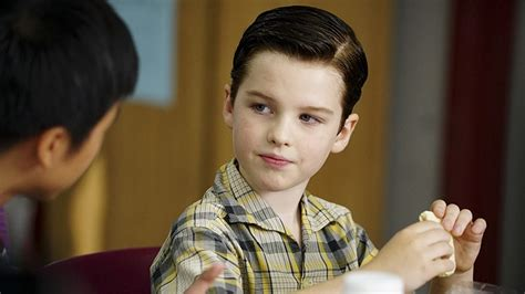 how old is actor young sheldon young sheldon star iain armitage reveals the celebrity