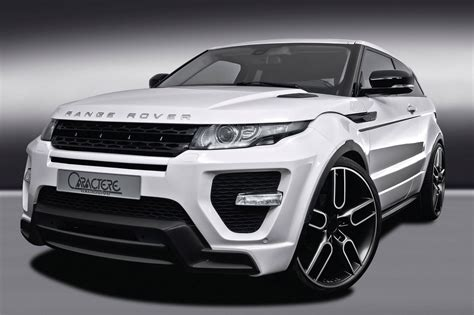 modified range rover evoque caractere range rover evoque modified autos world blog