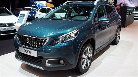 peugeot 2008 interior 2017 peugeot 2008 2017 in detail review walkaround interior