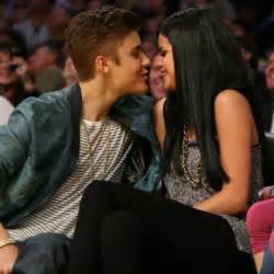 Justin bieber and selena gomez split after almost two years of dating