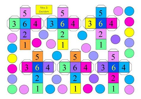 printable board game counters tutorial make your own board game for kids paper gifts