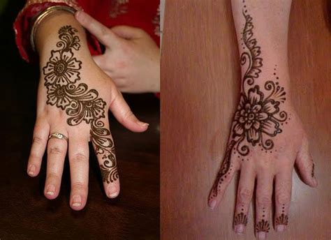 24 best simple henna designs 30 simple easy best mehndi patterns for