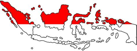 desain peta indonesia file flag map of indonesia png wikimedia commons