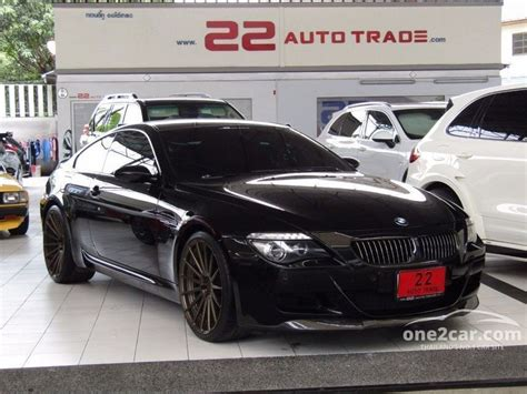 how it works cars 2008 bmw m6 engine control bmw m6 2008 5 0 in กร งเทพและปร มณฑล automatic coupe ส ดำ for 1 baht 3696215 one2car com