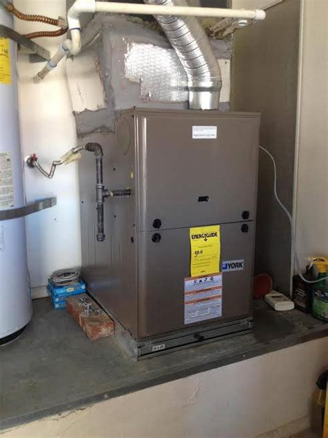 House Furnace In Garage by Gallery Air Supply Heating Air Conditioning Las
