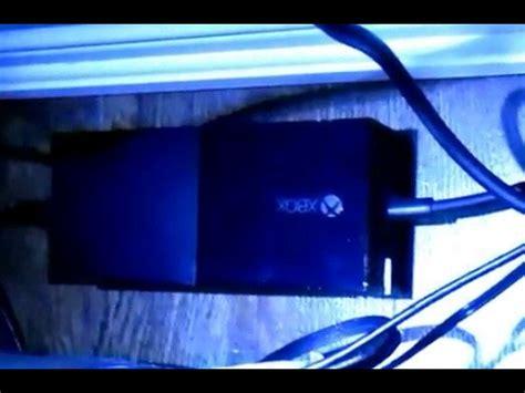 ps4 won t turn on white light xbox one orange light power brick fix