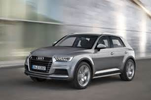 Audi Crossover Price Prices Announced For New Crossover Audi Q2