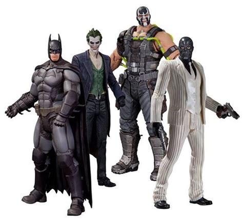 Dc Collectibles Batman Arkham City Series 2 Batman Detective Mode dc collectibles batman arkham city series 1