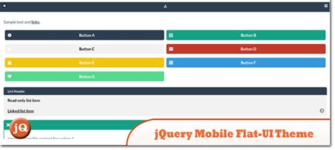 themes jquery mobile 1 4 5 5 sick mobile website bootstrap helper layouts