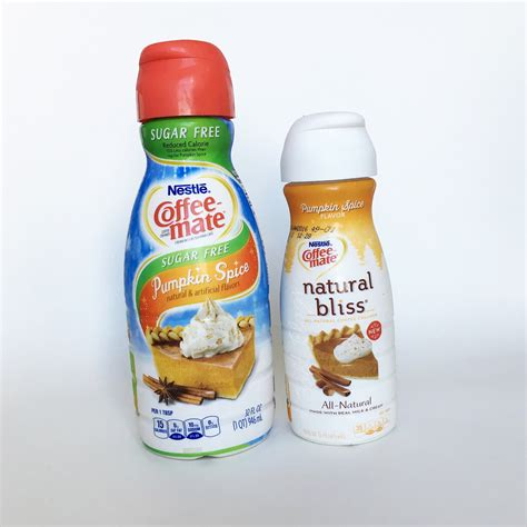 National Coffee Day: Pumpkin Spice Creamers Comparison! ? Bolt Blogs