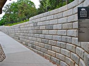 retaining wall cost retaining wall s types you can
