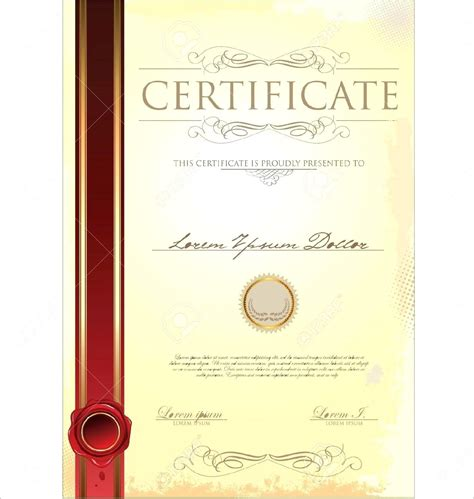 publisher award certificate templates template publisher award certificate template
