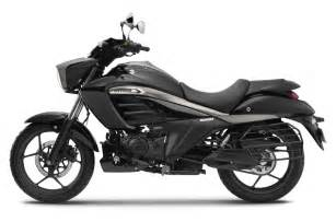 Suzuki Intruder Price In India Suzuki Intruder 150 Launched In India At Rs 98 340