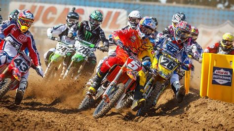 lucas oil pro motocross live timing 2013 lucas oil pro motocross chionship schedule