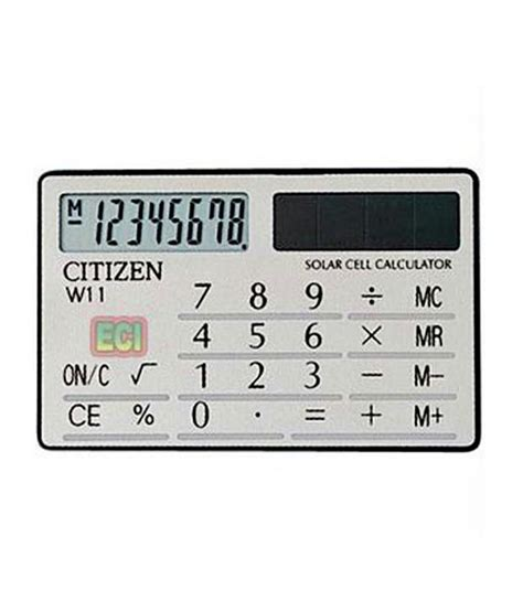 home solar system calculator citizen solar w11 s pocket wallet slim calculator buy