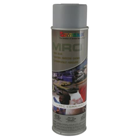 shop seymour light gray primer indoor outdoor spray paint at lowes