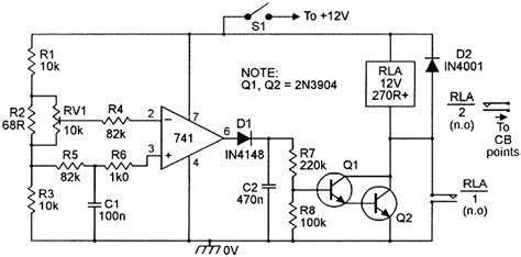 voltage sensing relay wiring diagram voltage sensitive