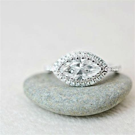 horizontal markise best 25 marquise cut ring ideas on