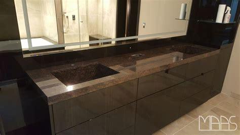 granit waschtisch d 252 sseldorf brown granit waschtisch