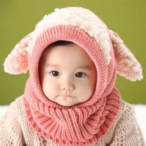 www gorros tejidos en lana para niosynias gorro tejido en lana para beb 233 s ni 241 a y ni 241 o con cuello