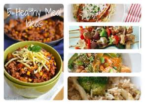 5 quick healthy meal ideas part 1