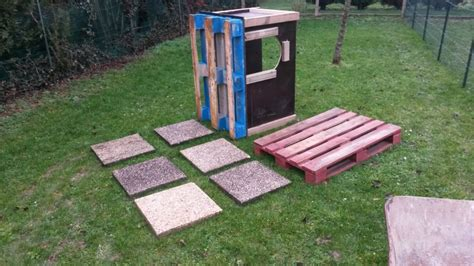 Fabrication D Une Terrasse En Palette by Terrasse Avec Des Palettes En Bois 11 Fabriquer Soit