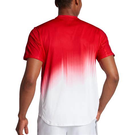 T Shirt Tennis nike court roger federer s tennis t shirt